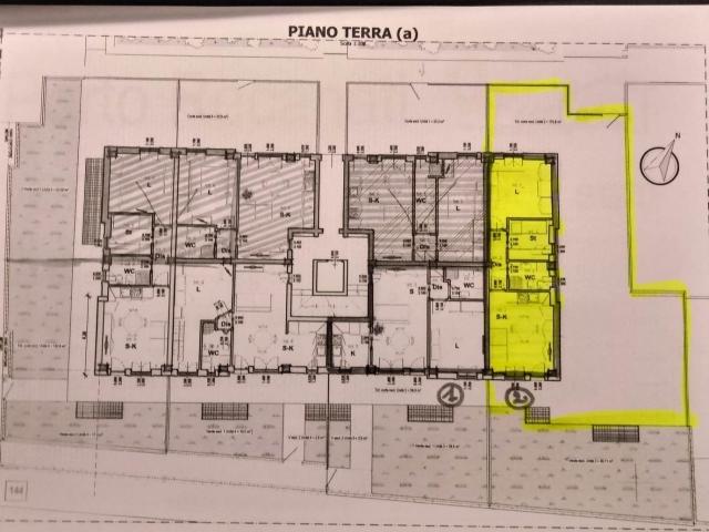 Appartamenti di diverso taglio classe A1 - ZONA VIALE DEI PINI
