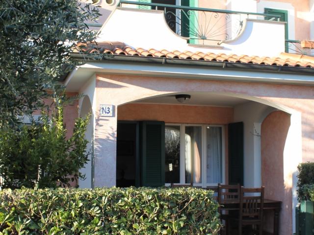 Villino  con ingresso indipendente