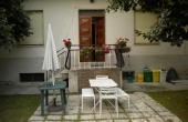 ESTIVO P5, Casa con Giardino